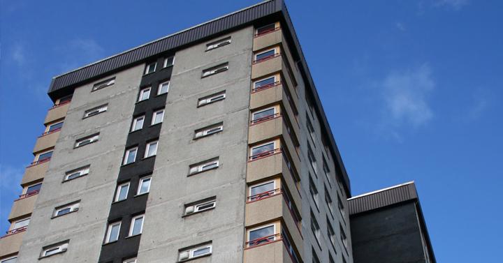 Intercoms for Social Housing