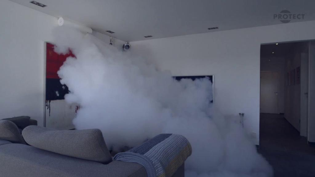 Smoke Cloak Systems | Fog Cannon